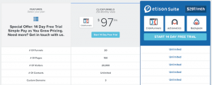 Clickfunnels Vs Leadpages Vs Instapage Studio